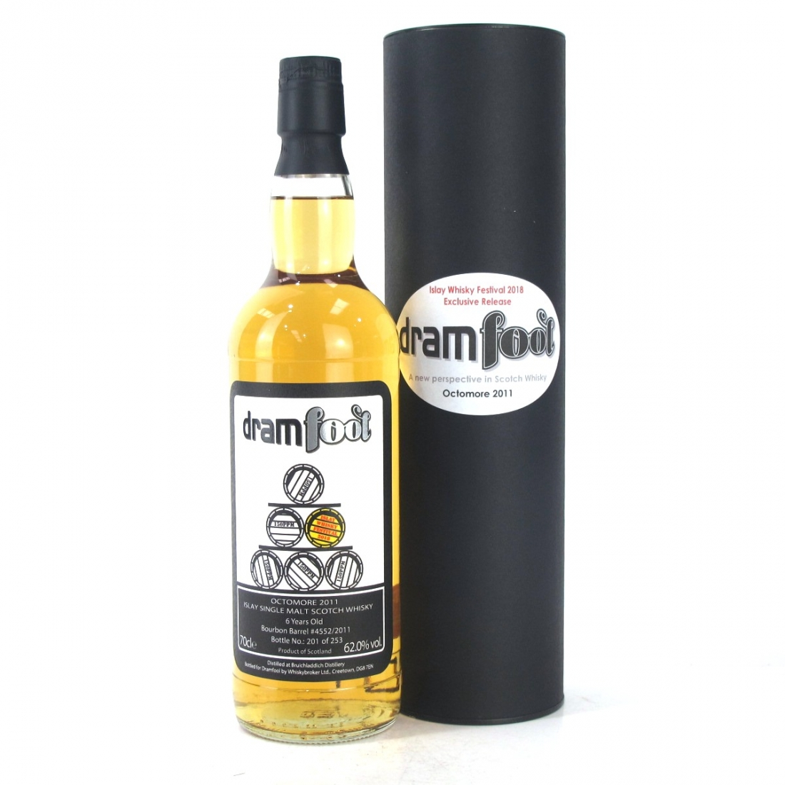 Octomore 2007 Dramfool 6 Year Old