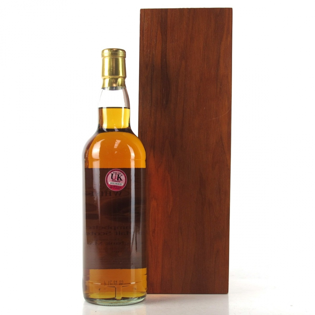 Springbank 1968 Regis Whisky Mad 40 Year Old