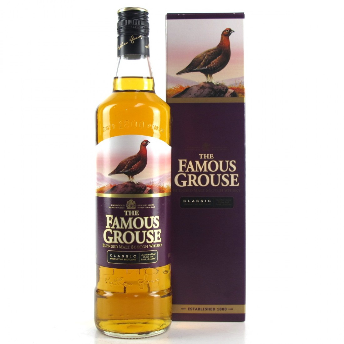 Famous Grouse Classic / Macallan and Highland Park