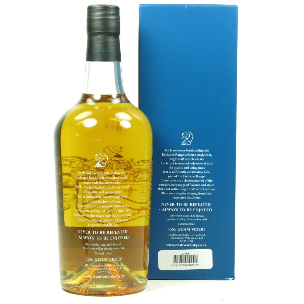 Glen Moray 2001 Exclusive Range 11 Year Old