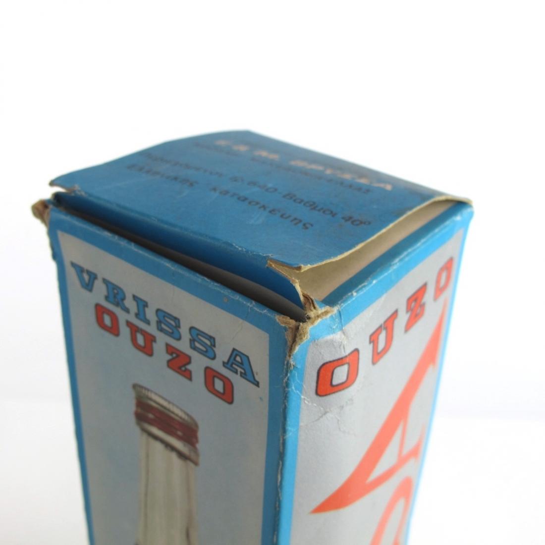 Ouzo Selection x 3 / Including Vrissa Ouzo 1970s