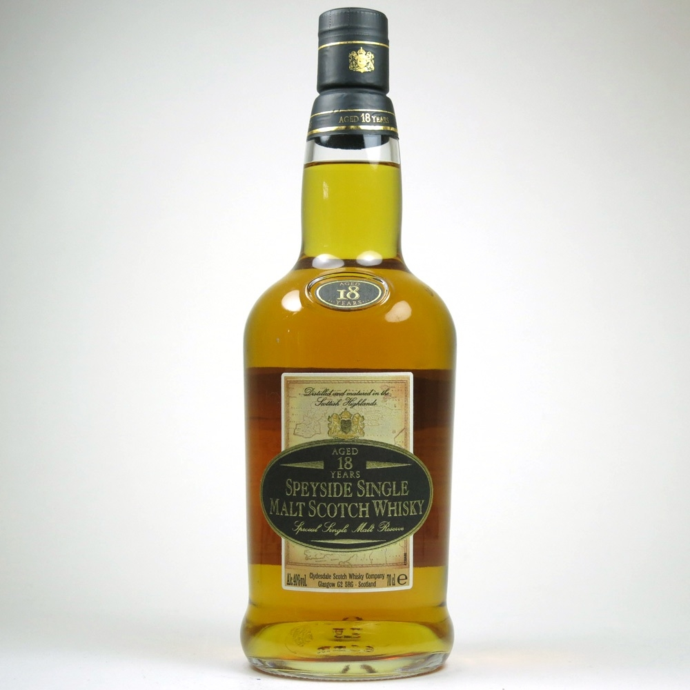 Clydesdale Scotch Whisky Co 16 Year Old Highland Single Malt