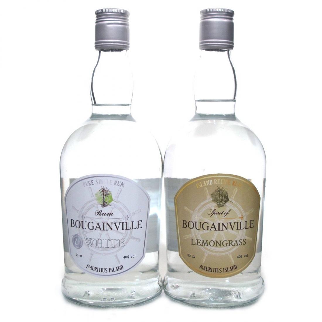 Bougainville Mauritian Rum / 2 x 70cl