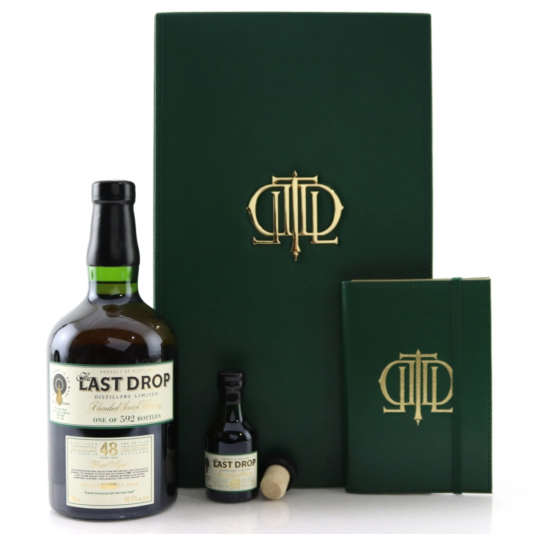 The Last Drop 48 Year Old Blend / with Miniature 5cl
