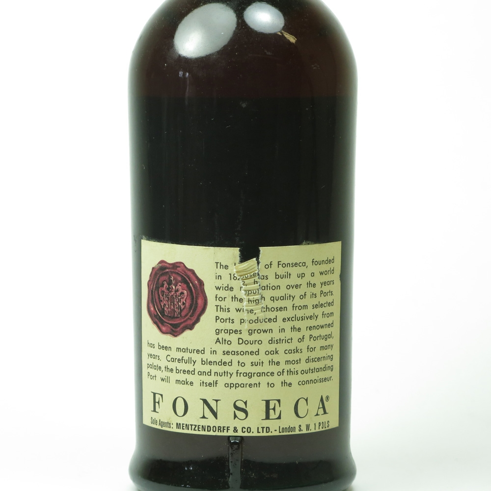 Fonseca 10 Year Old Tawny Port