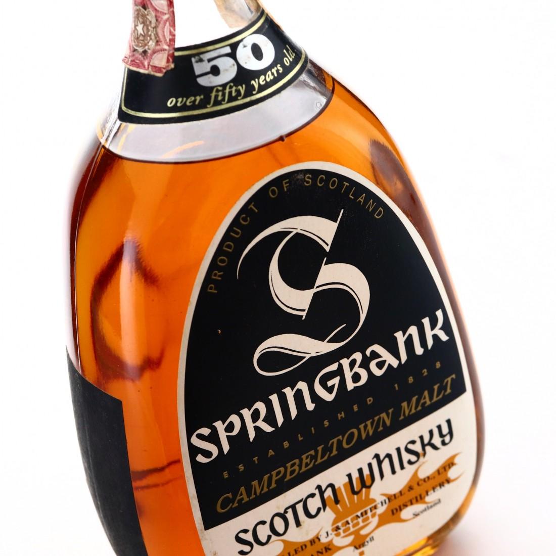 Springbank 1919 50 Year Old