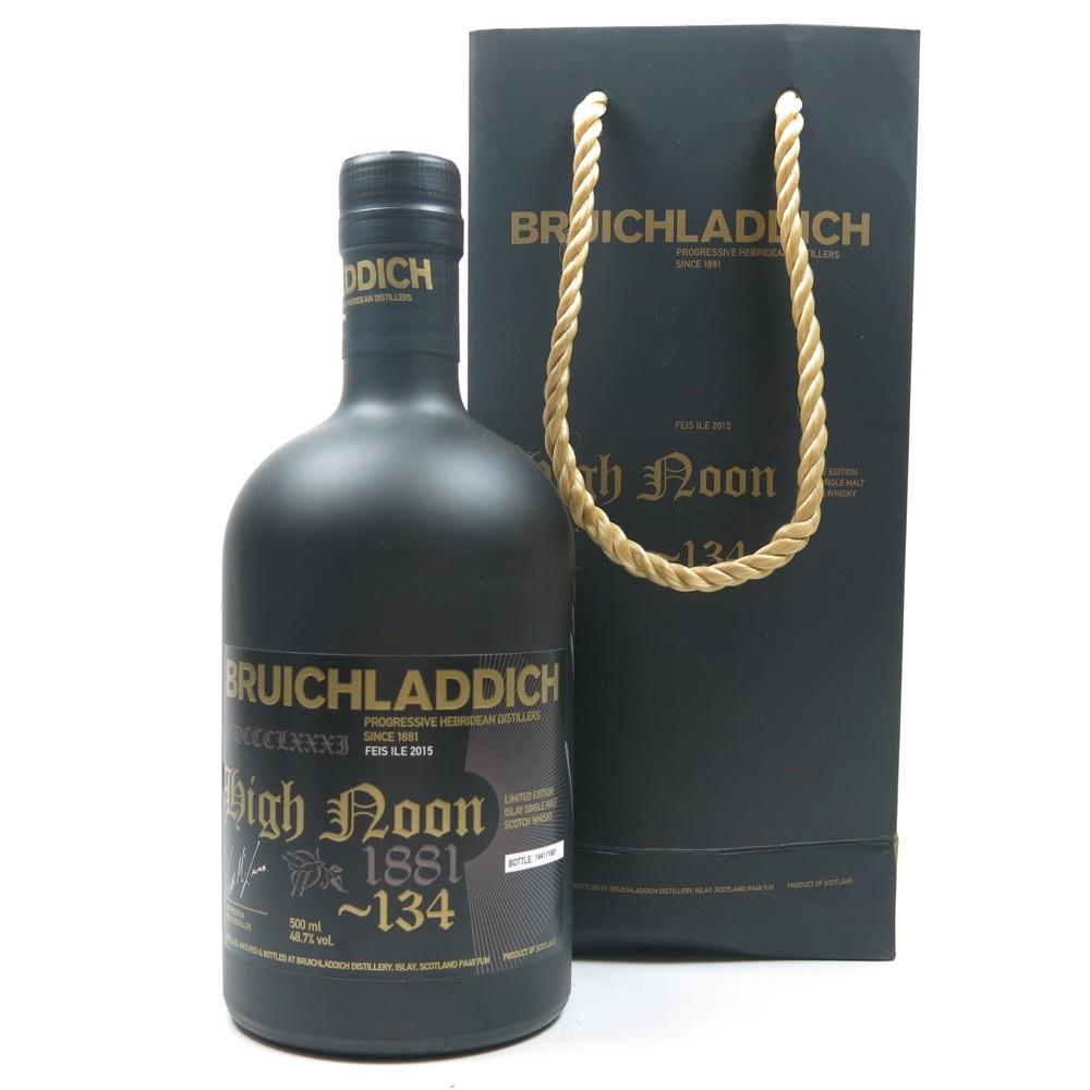 Bruichladdich Black Art High Noon 50cl (Signed)