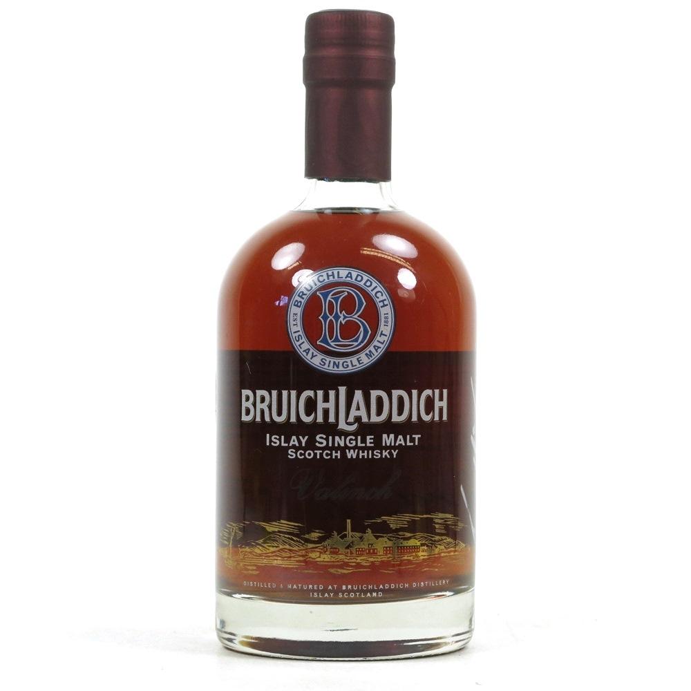 Bruichladdich 1993 Valinch Diaspora back