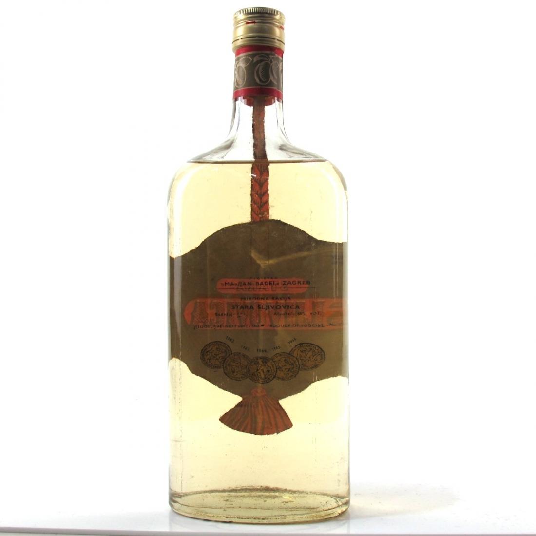 Badel Stara Sljivovica Plum Brandy