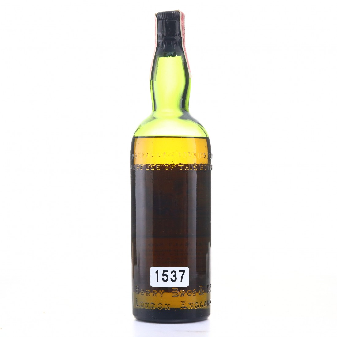 Highland Malt 1922 Berry Brothers and Rudd 18 Year Old / US Import