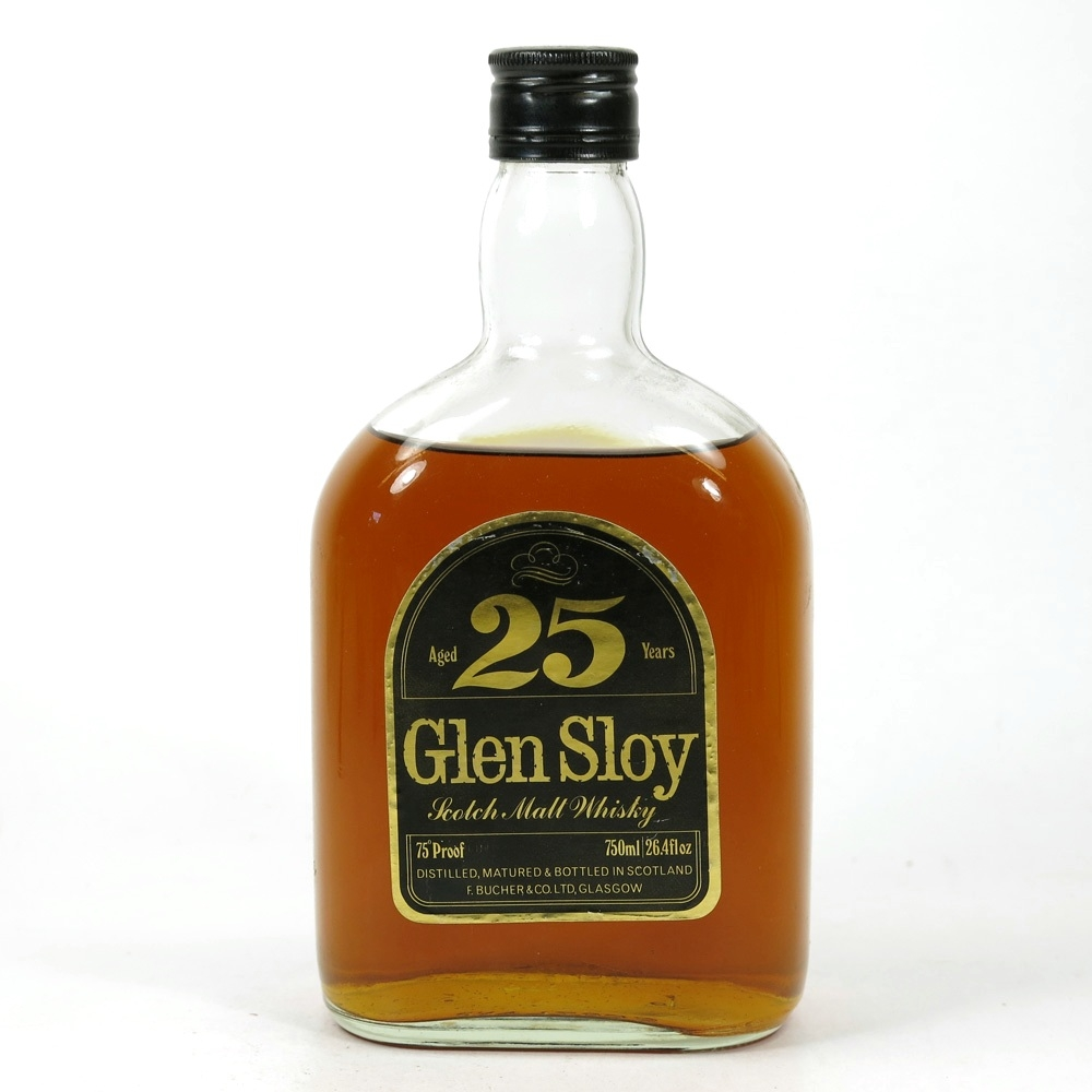 Glen Sloy 25 Year Old Blended Malt 1970s