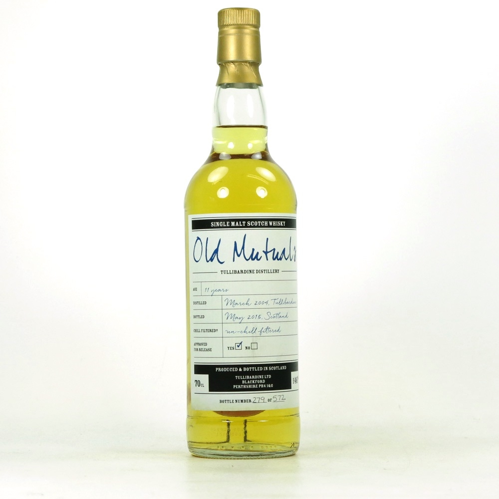 Tullibardine 2004 Old Mutual 11 Year Old