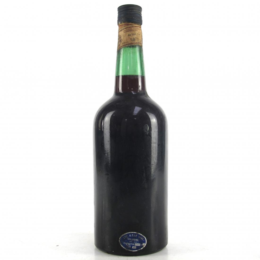 Saint Maxime Cherry Brandy 1 Litre 1970s