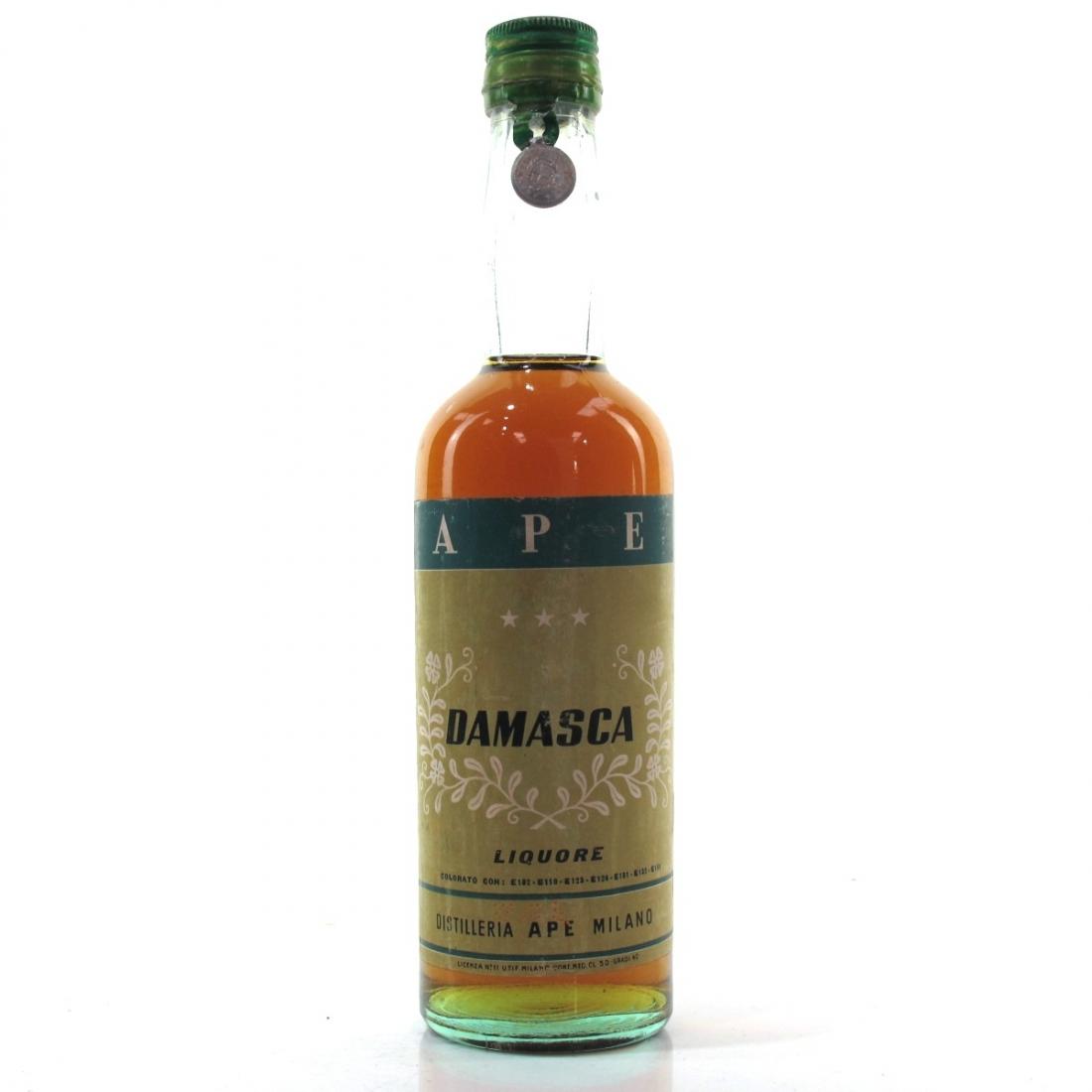 Ape Damasca Liquore 1950s 50cl