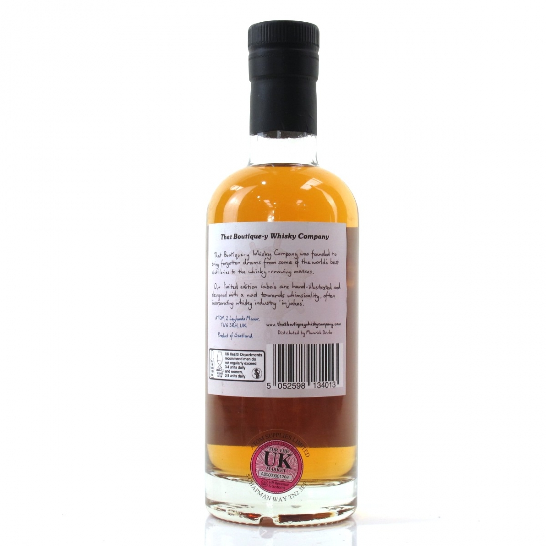 Dalmore 27 Year Old That Boutique-y Whisky Company Batch #1 / One of only 32