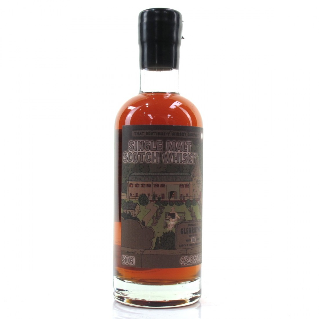 Glenrothes That Boutique-y Whisky Company 10 Year Old Batch #2