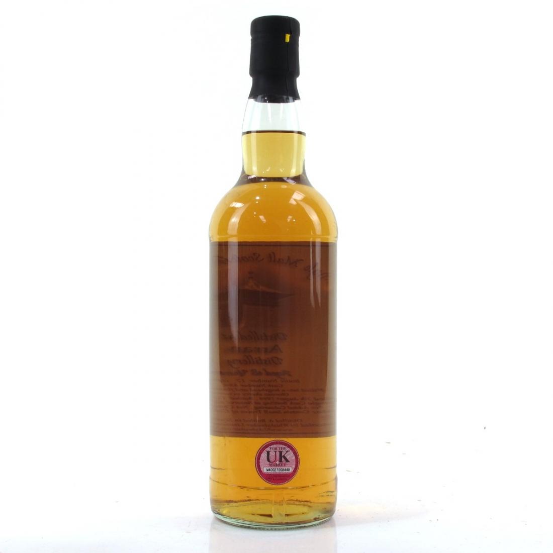Arran 1996 Whisky Broker 18 Year Old / Oloroso Octave Finish