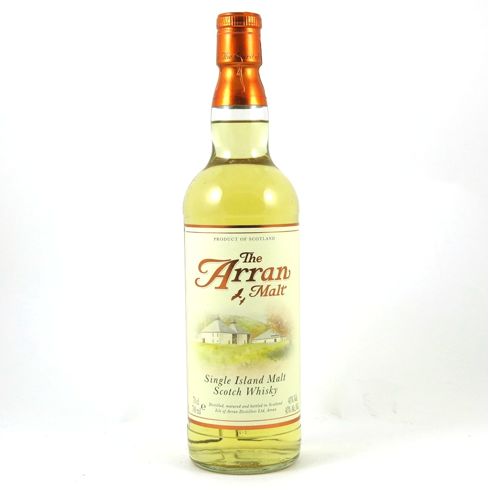 Arran Single Malt front