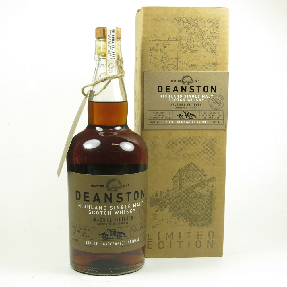 Deanston 1998 Toasted Oak Cask Strength