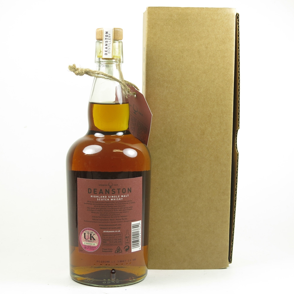 Deanston 1992 Spanish Oak Cask Strength