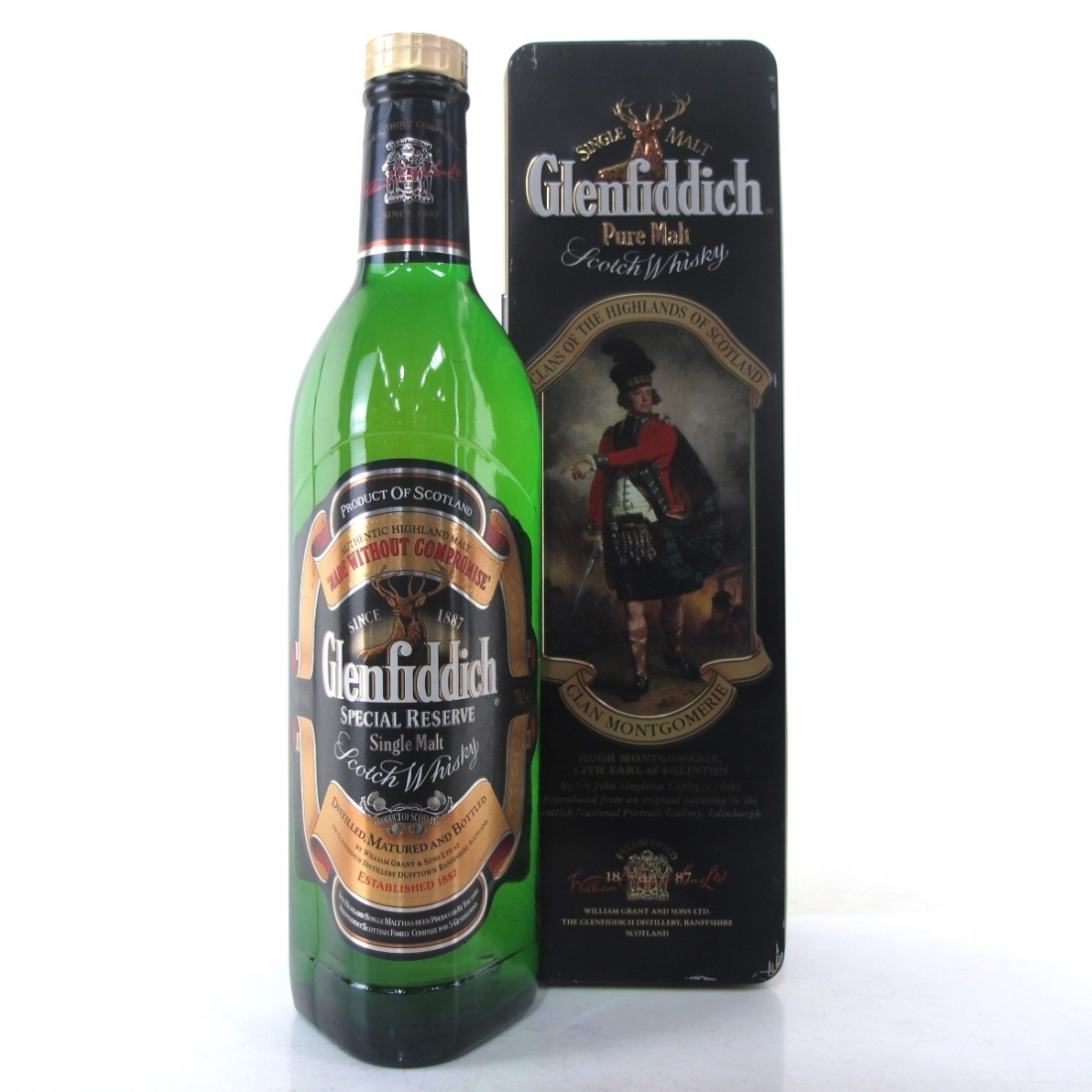Glenfiddich Clans of the Highlands / Clan Montgomerie