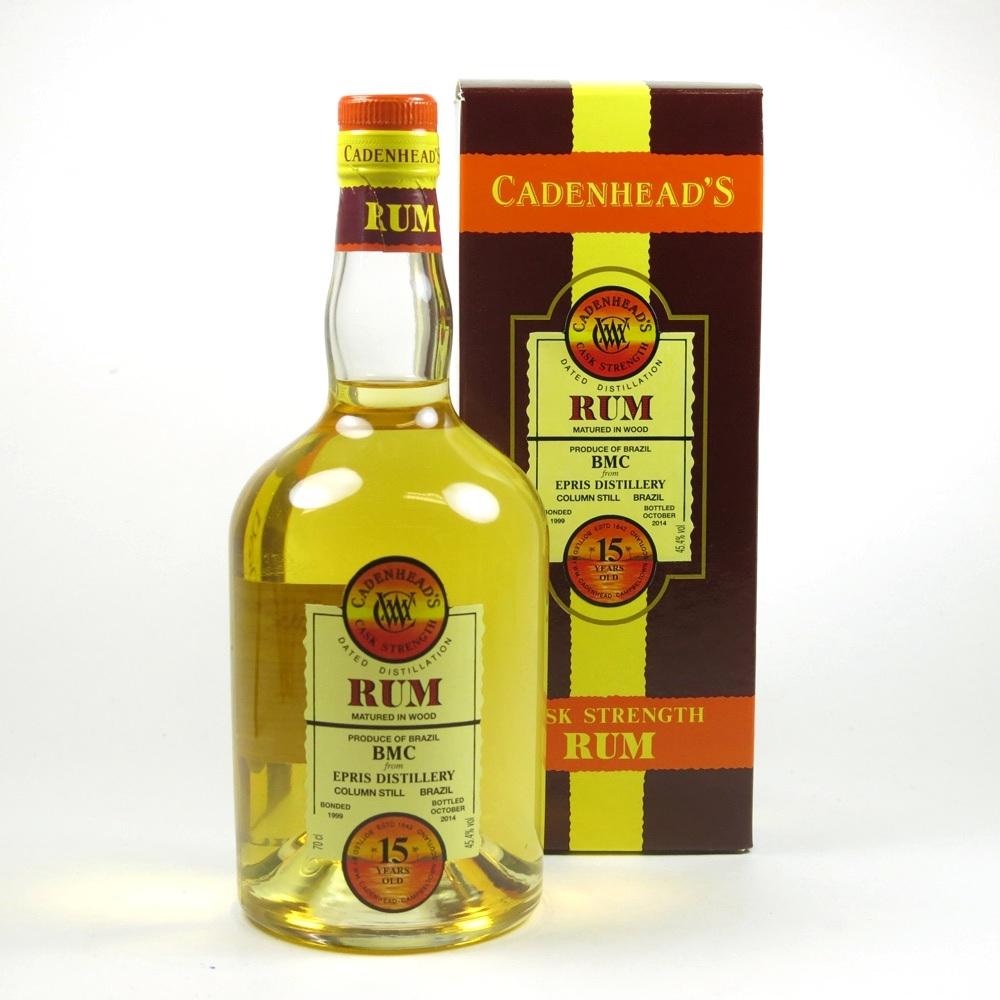 Epris 1999 Cadenhead's 15 Year Old / Rum