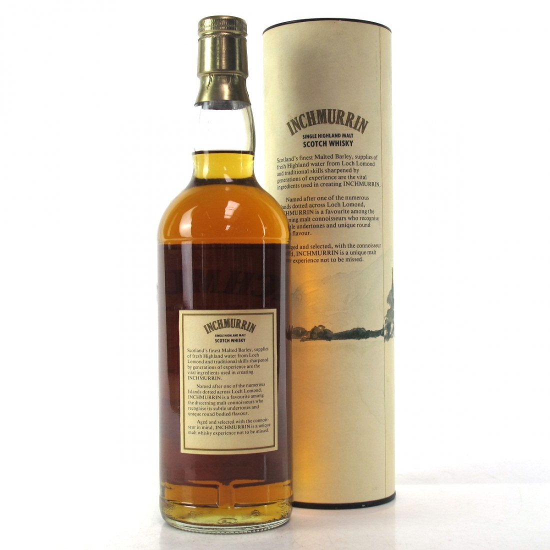 Inchmurrin Single Malt 1980s