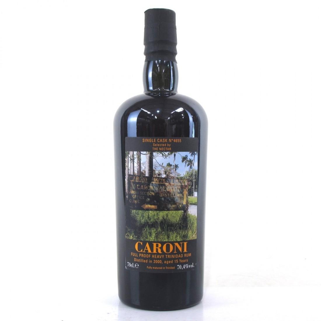Caroni 2000 Single Cask 15 Year Old #4655 / The Nectar