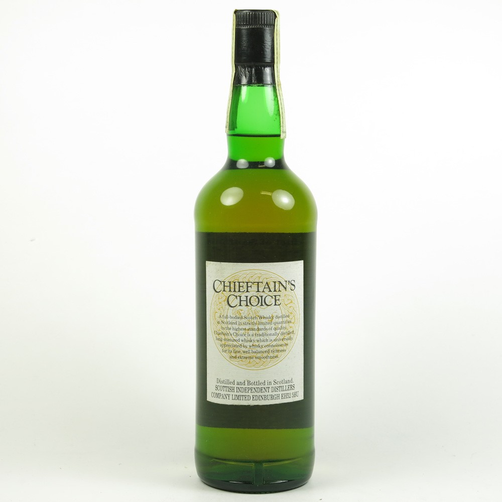 Chieftain's Choice 12 Year Old