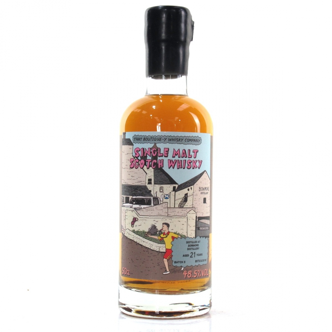 Bowmore That Boutique-y Whisky Company 21 Year Old Batch #3