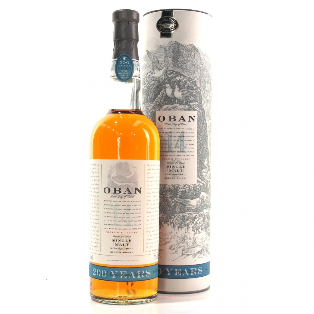 Oban 14 Year Old 200th Anniversary