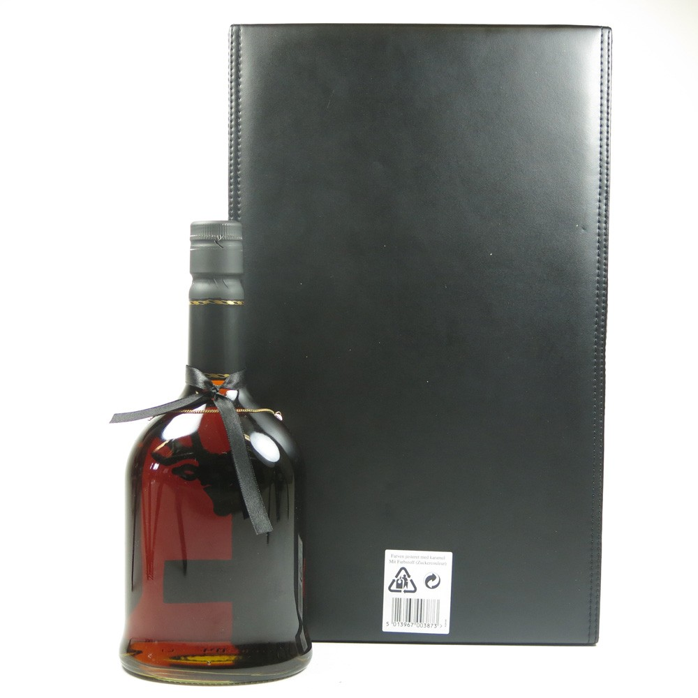 Dalmore 40 Year Old Back