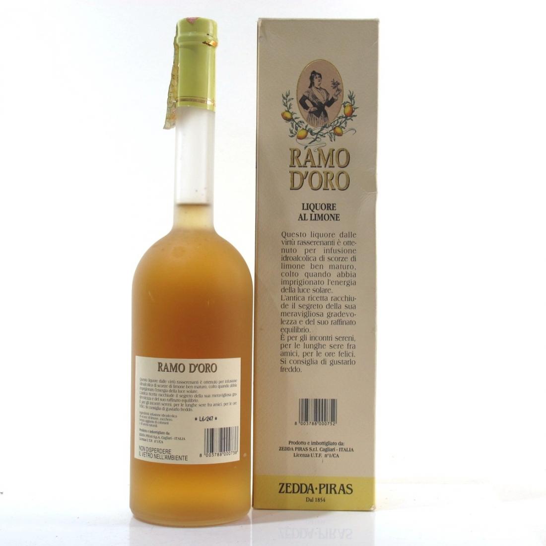 Ramo D'Oro Liquore Al Limone
