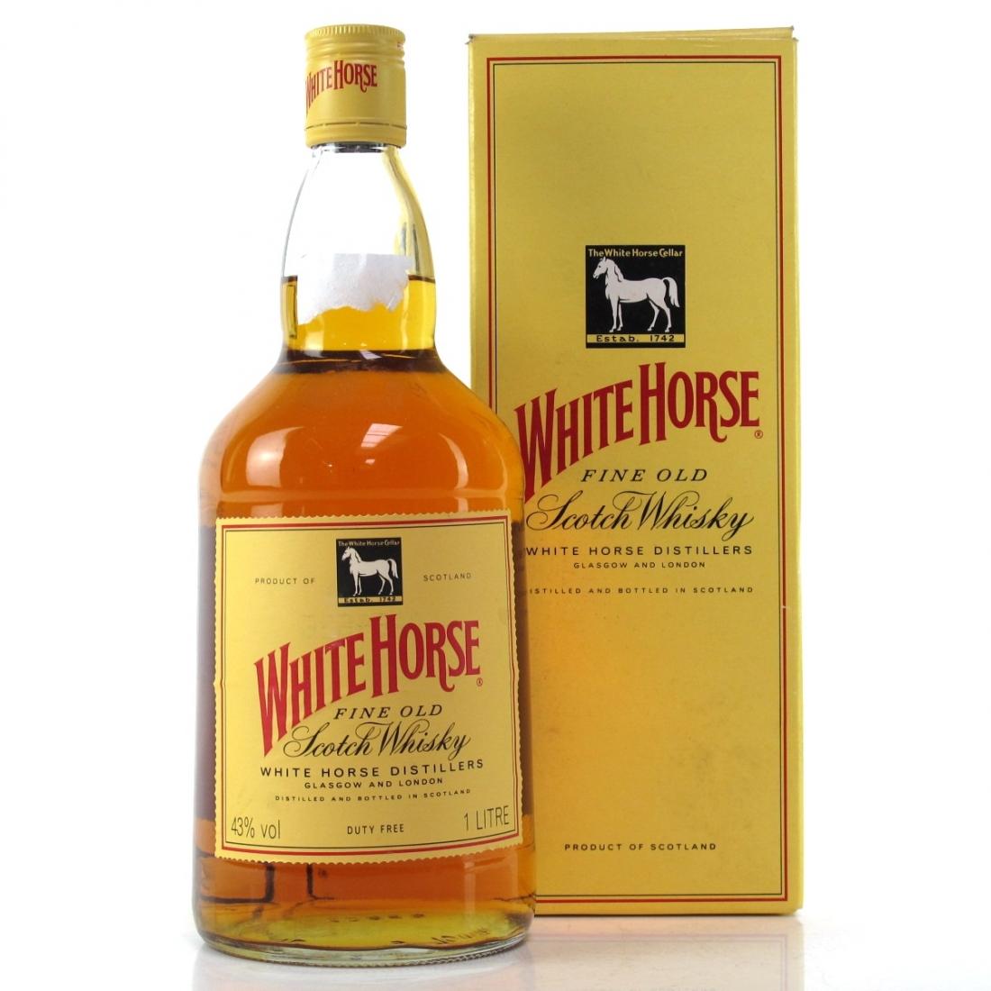 White Horse 1 Litre