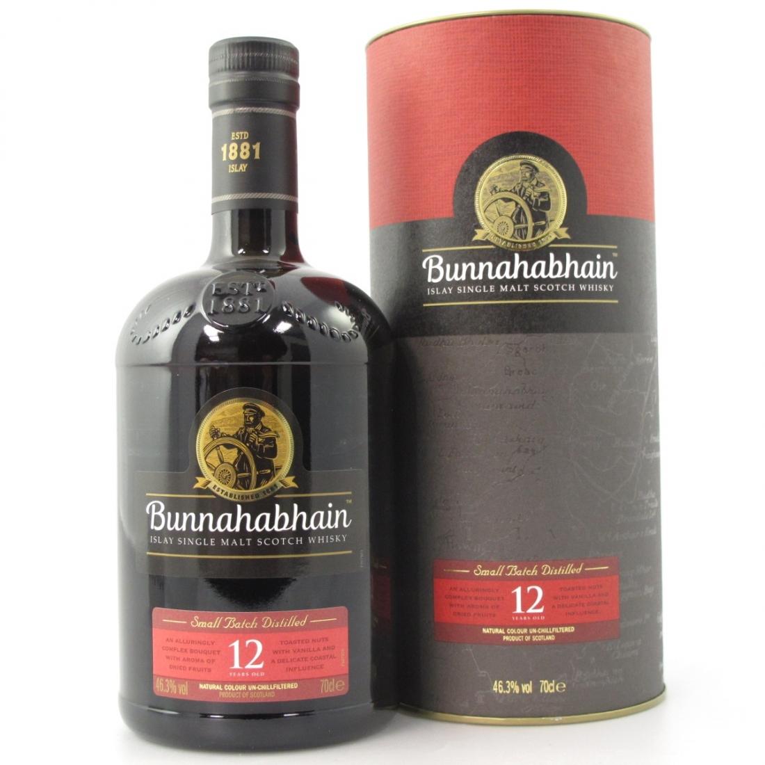 Bunnahabhain 12 Year Old Small Batch