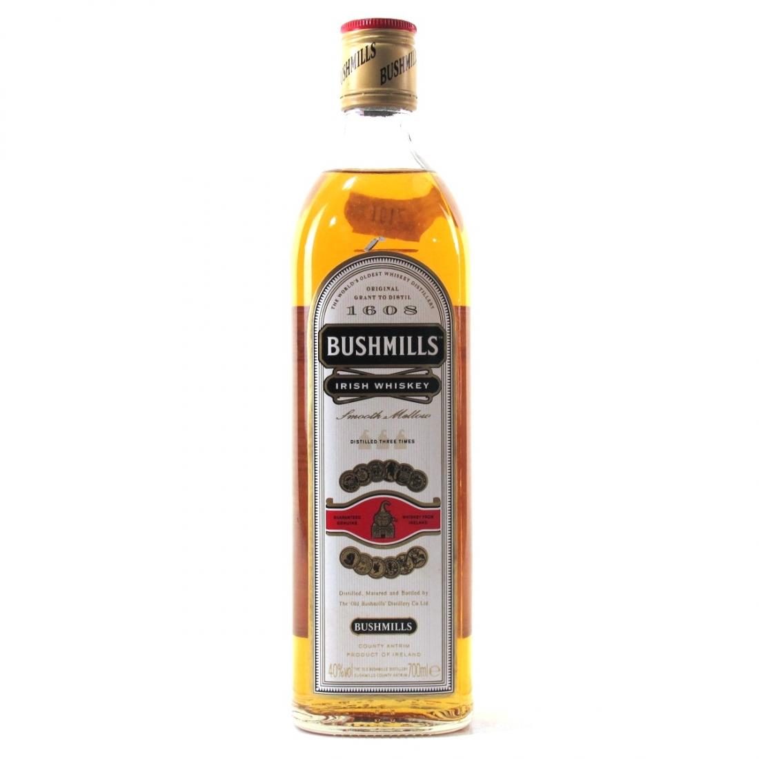 Bushmills Irish Whiskey 1990s