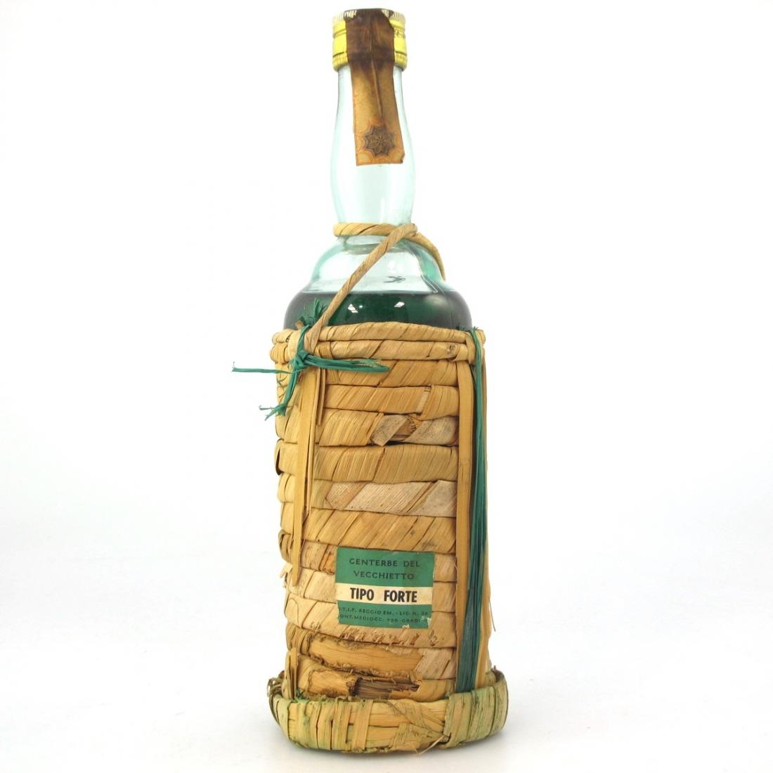 Centerbe De Vecchietto Herbal Liqueur 1970s