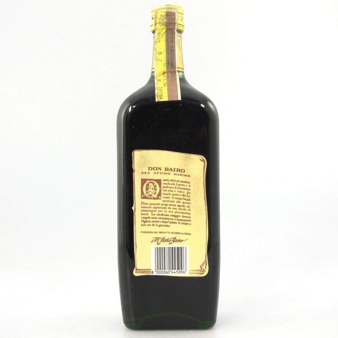 Don Bairo Elisir Amaro 75cl