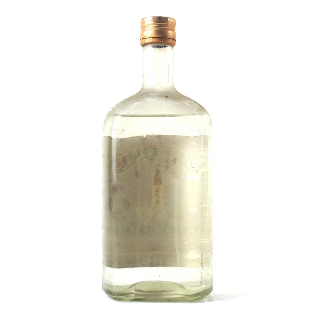 Oxford Dry Gin circa 1970s