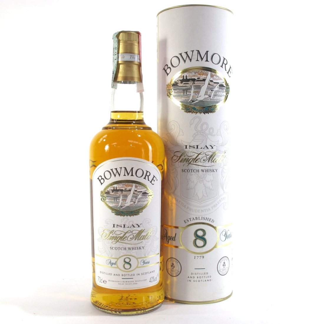 Bowmore 8 Year Old / Italian Exclusive