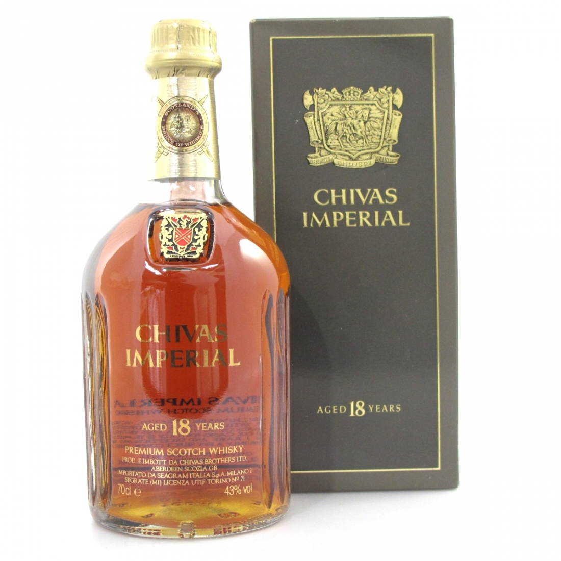 Chivas Imperial 18 Year Old