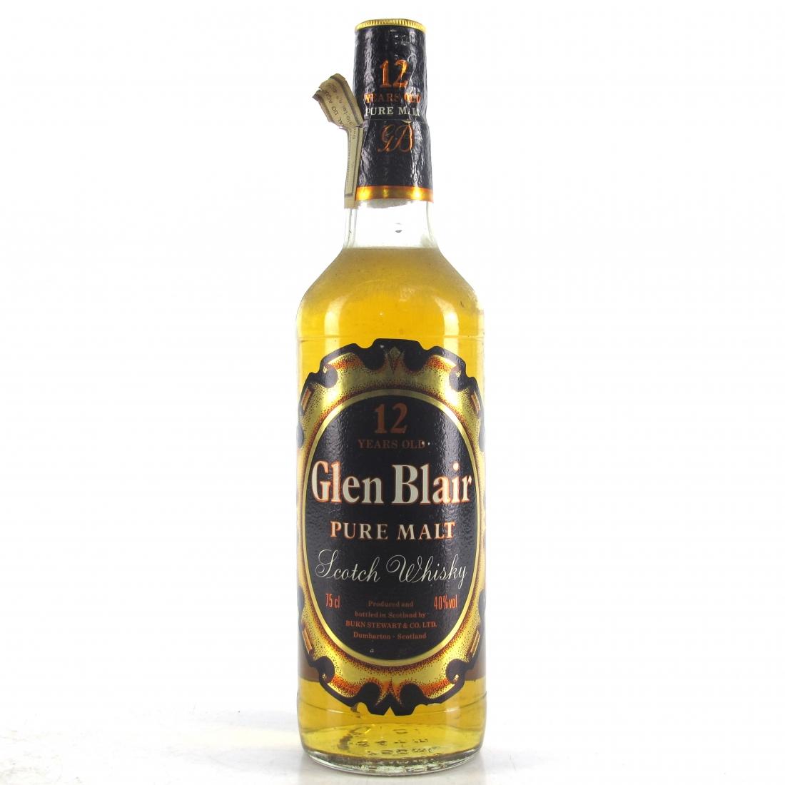 Glen Blair 12 Year Old Pure Malt
