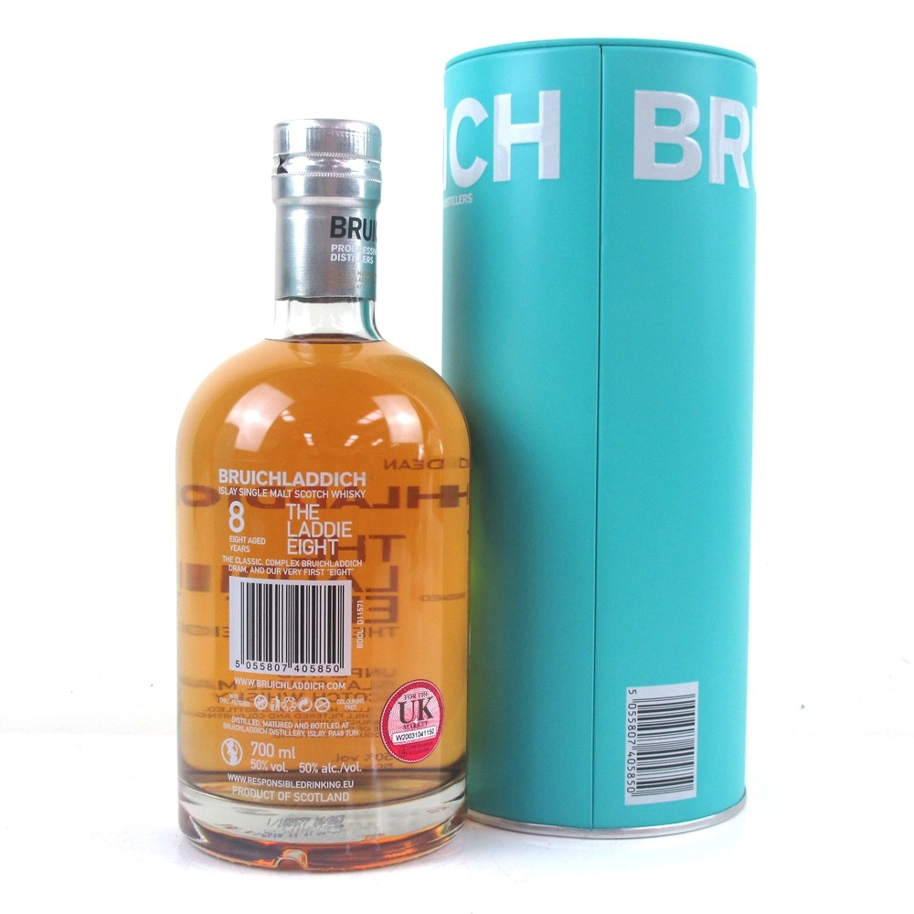 Bruichladdich The Laddie Eight