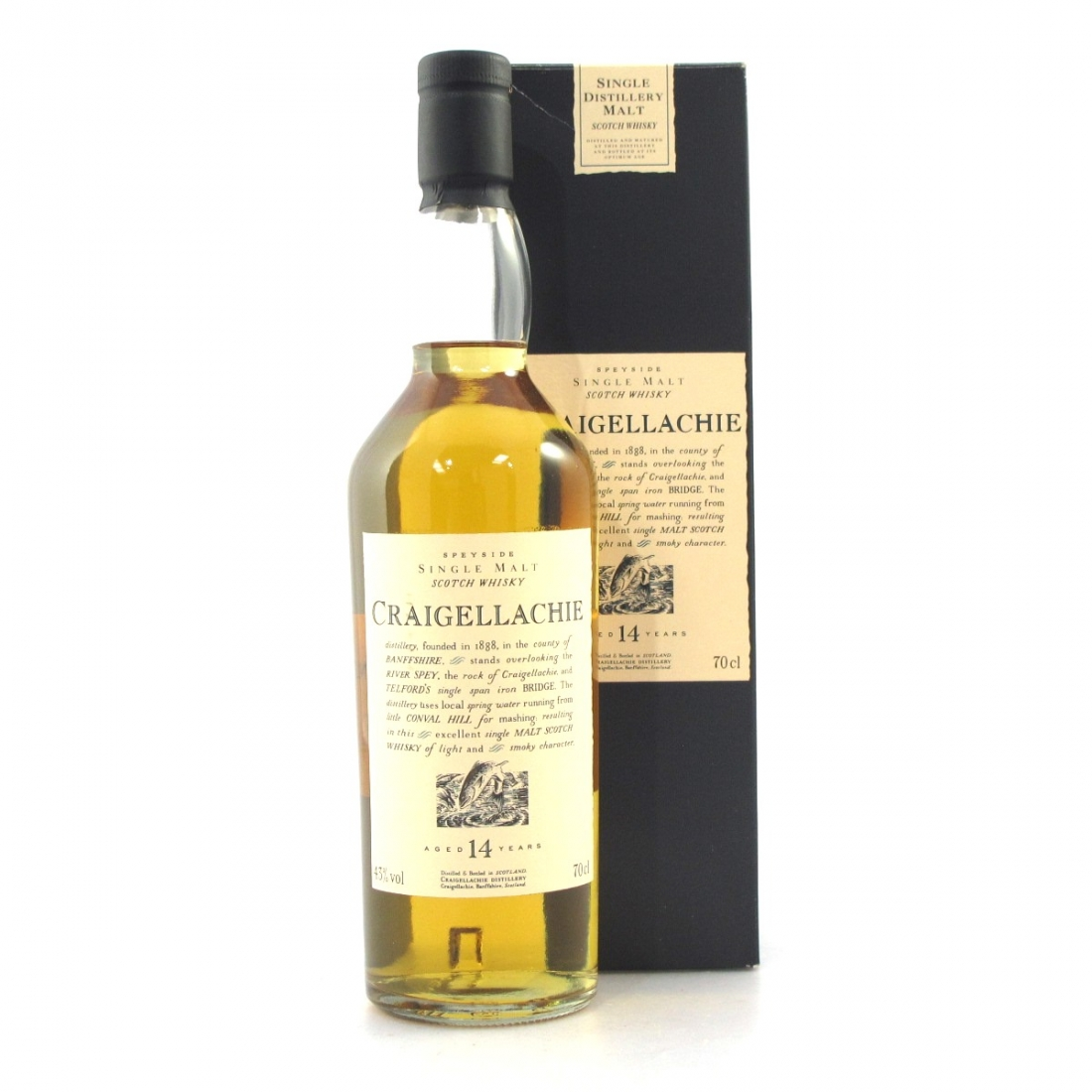 Craigellachie 14 Year Old Flora and Fauna