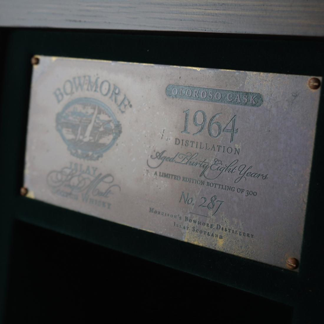 Bowmore 1964 Oloroso Cask 38 Year Old