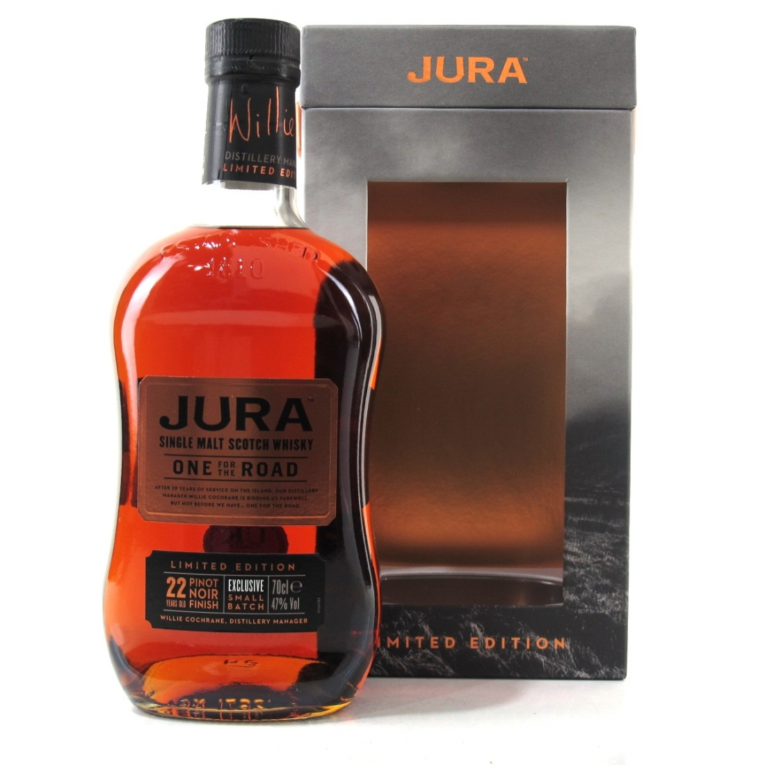 Jura 22 Year Old 'One for the Road'
