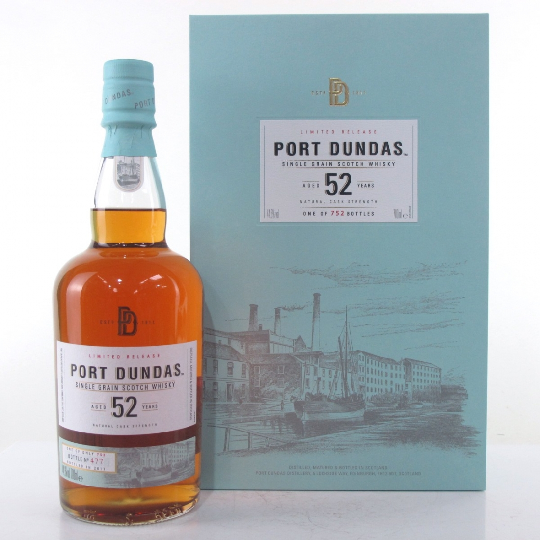 Port Dundas 52 Year Old Limited Edition