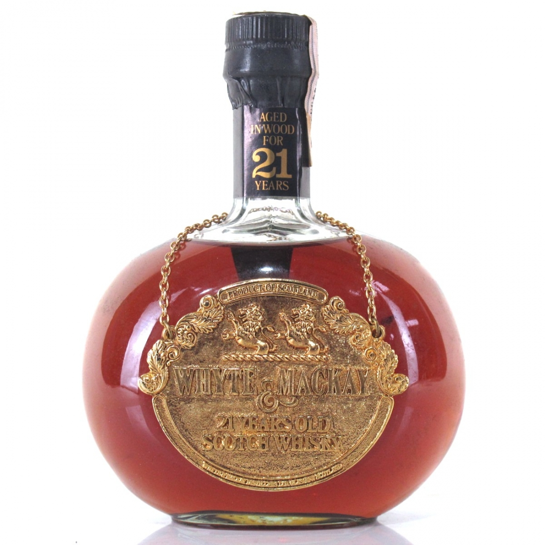 Whyte and Mackay 21 Year Old 1980s