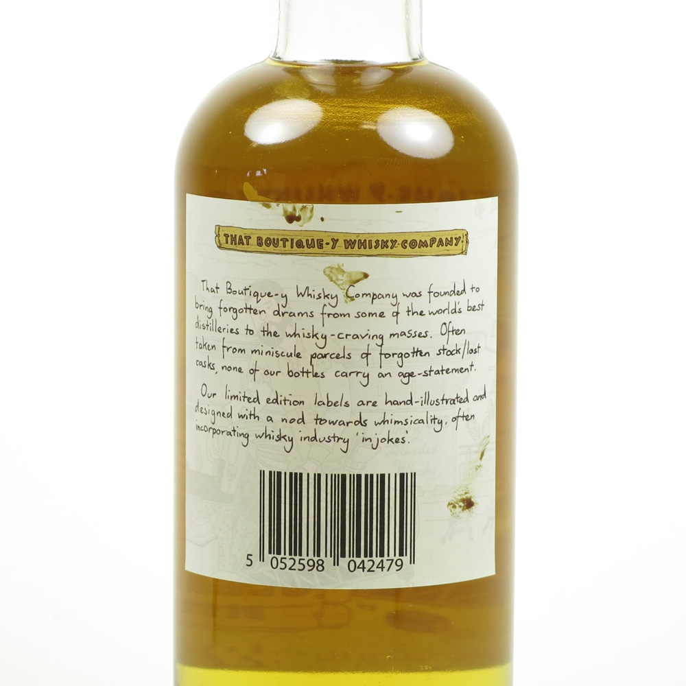 Glenburgie Boutique-y Whisky Company Batch #1