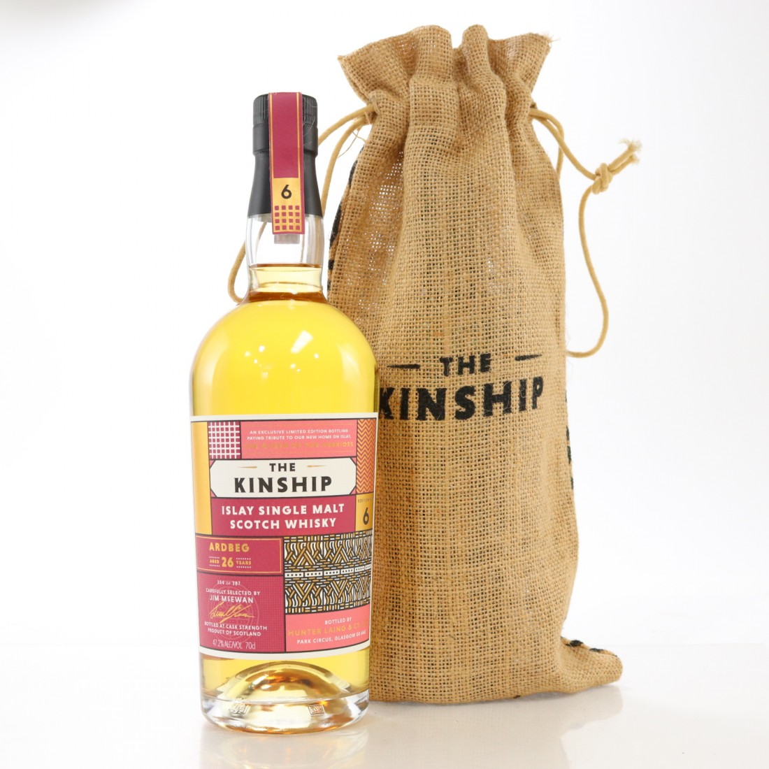 Ardbeg 26 Year Old Hunter Laing Kinship / Feis Ile 2019